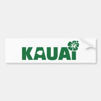 Kauai Bumper Sticker