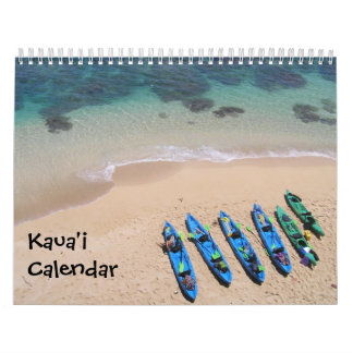Kaua'i Calendar