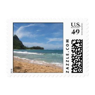 Kauai Coastline Postage