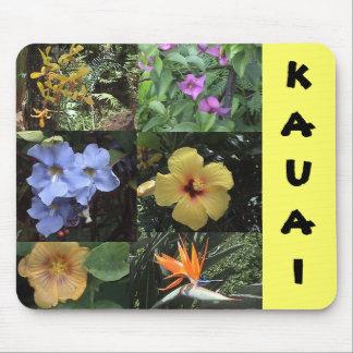 Kauai Flowers Mousepad