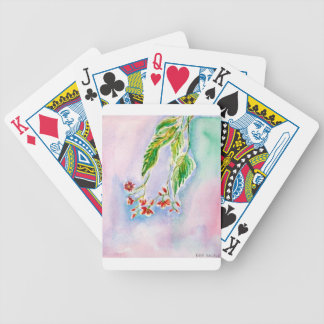 Kauai Garden #1 Bicycle Playing Cards