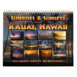 Kauai, Hawaii 2013 Calendar