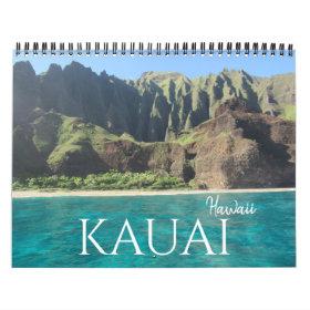 kauai hawaii 2021 calendar