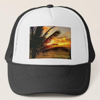 Kauai Hawaii at Dawn Trucker Hat