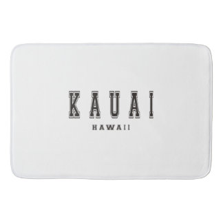 Kauai Hawaii Bathroom Mat