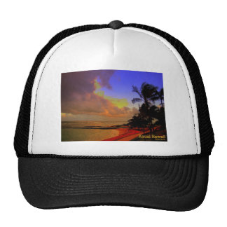 Kauai Hawaii Mesh Hats