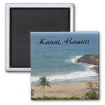 Kauai, Hawaii Imán Cuadrado