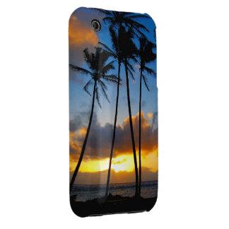 Kauai Hawaii Kapaa iPhone 3 Carcasa