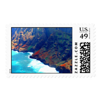 Kauai Hawaii Na Pali Coast Postage