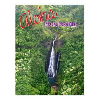 Kauai, Hawaii Postcard