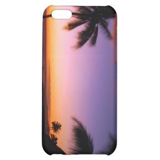 Kauai Hawaii Sunset iPod case iPhone 5C Cover