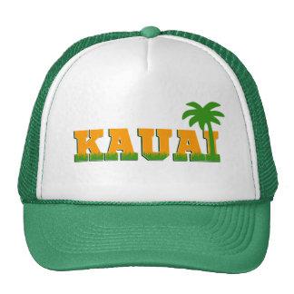 kauai hawaii trucker hat