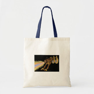 Kauai Hot Mouth color final Tote Bag