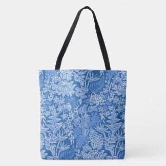 Kauai Morning Hawaiian Protea Floral Beach Bag Tote Bag