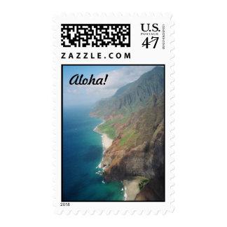 Kauai- Napali Coast Postage