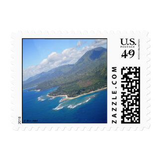 Kauai North Shore, Hawaii Postage