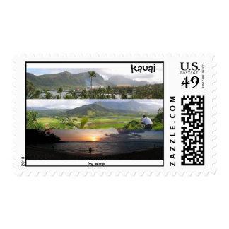 kauai panoramas postage