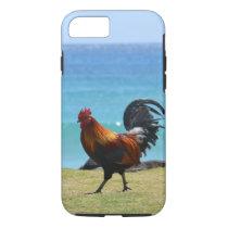 Kauai rooster iPhone 8/7 case