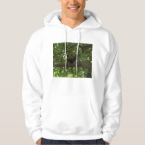 Kauai Rooster Sitting in Tree - Hawaii Hoodie
