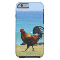 Kauai rooster tough iPhone 6 case