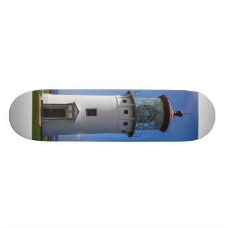 Kauai s lighthouse on a skateboard
