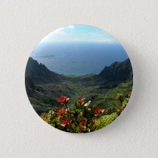 Kauai's Na Pali Coast Button