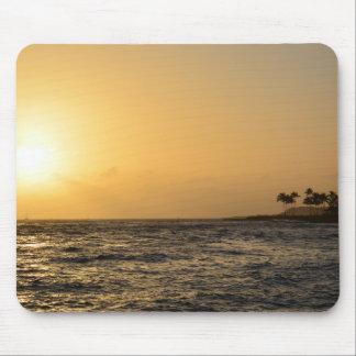 Kauai Sunset Mouse Pad