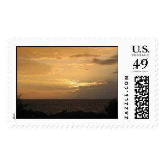 Kauai Sunset Postage