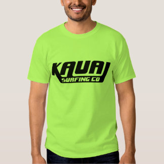 Kauai Surfing Co. Logo T-Shirt