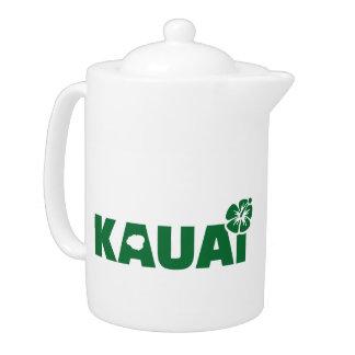 Kauai Teapot