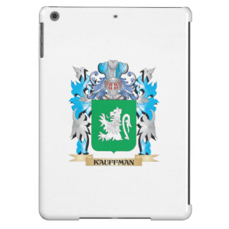 Kauffman Coat of Arms - Family Crest iPad Air Covers