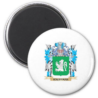 Kauffman Coat of Arms - Family Crest Magnet