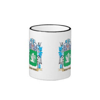 Kauffman Coat of Arms - Family Crest Mugs