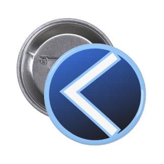 Kaunan Kaun Kanaz Rune Pinback Button