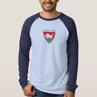 Kaunas CoA - Vytis on the back Tee Shirt