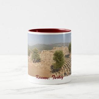 Kaunos, Turkey mug