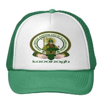 Kavanagh Clan Motto Cap Trucker Hat