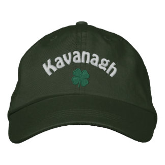 Kavanagh  - Four Leaf Clover - Embroidered Baseball Cap