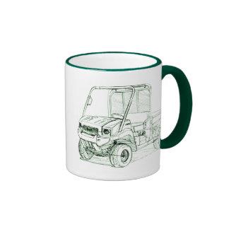 Kaw Mule 4000/4010 2010+ Mugs