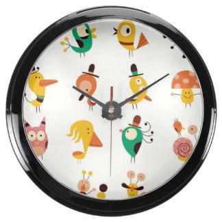 kawai, de moda, femenino, diversión, tebeos, reloj aquavista