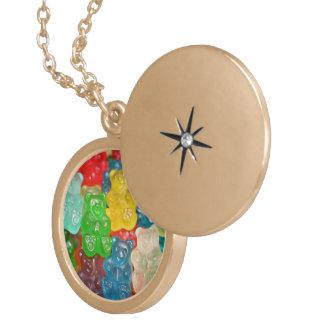 Kawai gummibears cute trendy girly kids fun colors pendants
