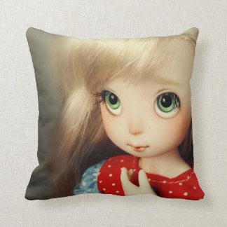 kawaii adorable elf doll bjd beautiful pretty girl pillow