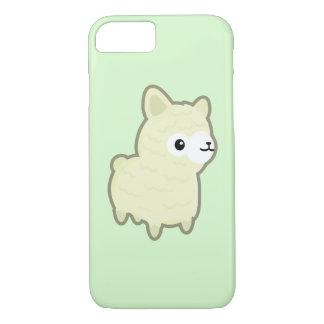Kawaii alpaca iPhone 7 case