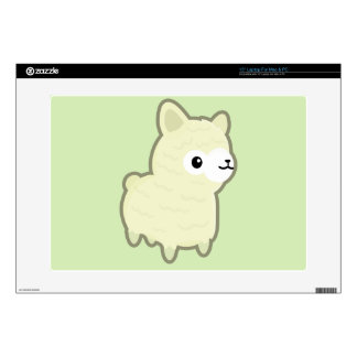 Kawaii alpaca skins for laptops