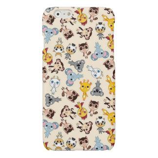 Kawaii Animals Glossy iPhone 6 Case