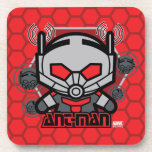 Kawaii Ant-Man Graphic Coaster