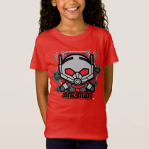 Kawaii Ant-Man Graphic T-Shirt