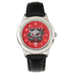 Kawaii Ant-Man Graphic Wrist Watch
