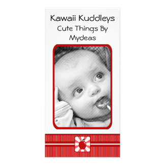 Kawaii Apple (Boy) Photo Cards
