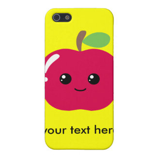 Kawaii Apple Cover For iPhone SE/5/5s